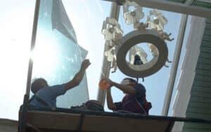 Glas vervangen in Tilburg